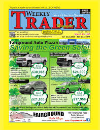 weekly trader march 12 2015 by weekly trader issuu
