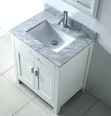Bathroom Vanities 30 Inches Wide Lovely White Bathroom Vanity 30 Inch For Inch Modern Glass Top