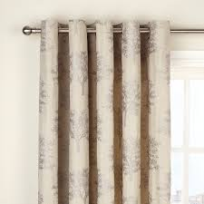 buy john lewis oakley trees eyelet lined curtains from our view