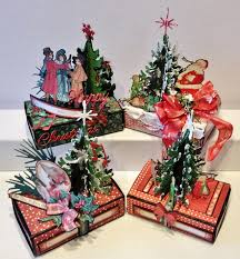 christmas gift card boxes annes papercreations how to make a toilet paper roll gift box diy
