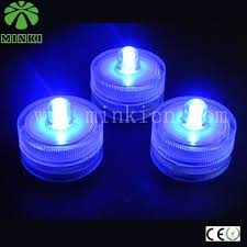 minki dc3v battery operated ip65 led submersible light small gift