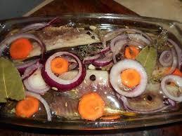 comment cuisiner le hareng fumé recette de bouffis harengs salés et fumés marinés en terrine