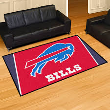 Nfl Area Rugs Buffalo Bills Area Rugs Nfl Logo Mats