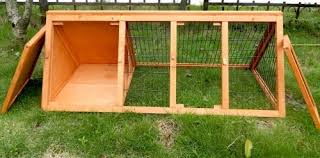 Rabbit Hutch Plastic Best Outdoor Rabbit Hutch U0026 Guinea Pig Hutch August 2017