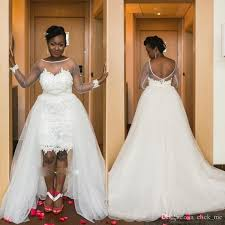discount south africa high neck wedding dresses with sheer