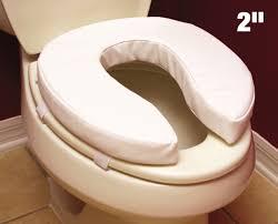 Cushion Donut Padded Toilet Seat Cushion 2