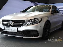 mercedes c63amg search 32 mercedes c63 amg cars for sale in malaysia carlist my