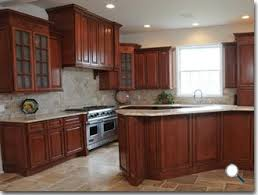 Kraftmaid Cognac Cabinets Kitchen Design Ideas Kitchen Cabinets - Cognac kitchen cabinets