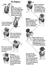 Frisuren Anleitung Banane by Auf Der Suche Nach Exklusiven Haarnadeln