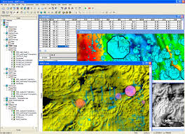 Oasis Map Geosoft Oasis Montaj Datacode