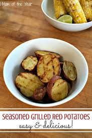 Red Potato Main Dish Recipes - grilled side dish recipes for your summer meals the mom of the year