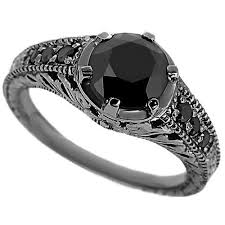 Black Gold Wedding Rings by 62 Best Engagement Rings Images On Pinterest Jewelry Black