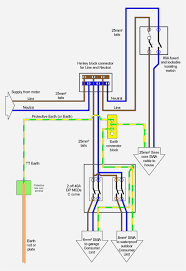 gambar wiring diagram listrik new split air conditioner wiring