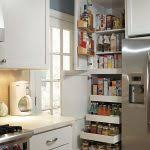 how to create a pantry in a small kitchen leola tips