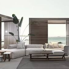 High End Outdoor Furniture Brands by Varaschin Pisolo Sun Lounger Outdoor Luxury Homeware Homely