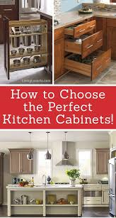 6 tips for choosing perfect kitchen cabinets