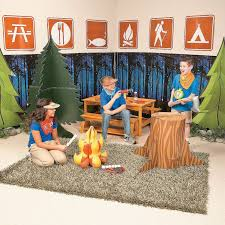 Camping Decorations 15 Best Camp Moose On The Loose Vbs 2018 Images On Pinterest