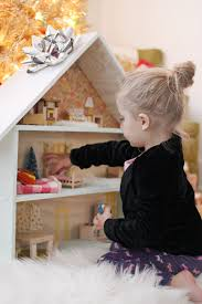 Ana White Dream Dollhouse Diy by Wood Doll House Plans