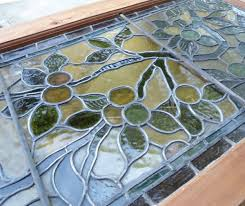 how to join broken glass how to repair stained glass old house restoration products