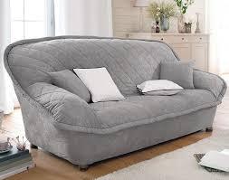housse canapé gris housse fauteuil canapé et coussin en microfibre becquet