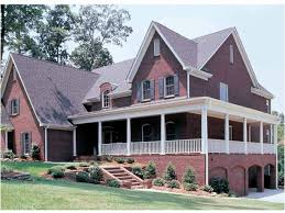 Farmhouse Plans With Basement Farmhouse House Plan With 6469 Square Feet And 6 Bedrooms From