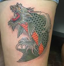koi fish tattoo on arm 35 ami james tattoos collection