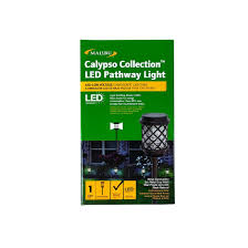 amazon com malibu led pathway landscaping light calypso