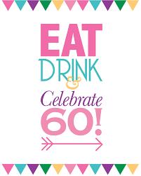 60th birthday invitations caitlin jo scott