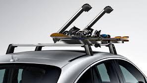porta snowboard per auto trasporto sul tetto per classe m e classe gle coup礬 c292 07 15