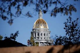 Colorado House by National Unease On Trump Policies Invades Colorado House