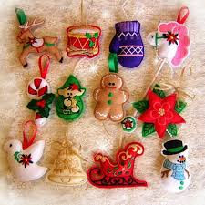 embroidered christmas amazing embroidered christmas ornaments pattern lace patterns