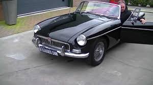 mg mg mgb 1966 roadster video www erclassics com youtube