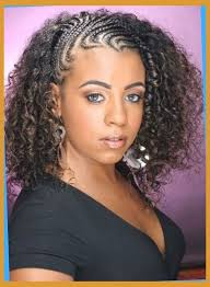 african american hairstyles trends and ideas side bun curly braids for black women braid styles 3 black hair braid