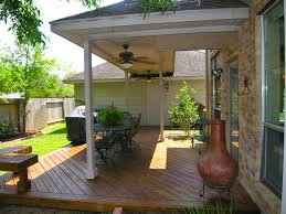 Rear Patio Designs Beautiful Back Porch Designs For Houses Home Designs