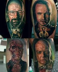 heisenberg chronicles u2022 breaking bad tattoos by michel meier an