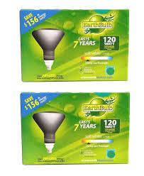 energy saving flood light bulb set of 4 earth bulb cfl 120 watt soft white 2700k energy saver flood