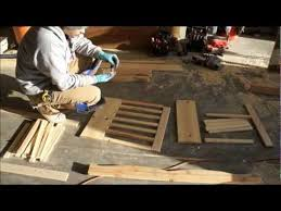 Free Woodworking Plans For Baby Crib by How To Make A Baby Crib Youtube