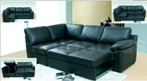 leather corner sofa bed sale sofas couches scandinavian designs black leather sofa bed regine