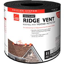Rubber Roofing Material Lowes by Shop Roof Ridge Vents At Lowes Com