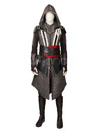 Assassins Creed Halloween Costumes Inspired Assassin U0027s Creed Film Cal Lynch Aguilar Michael
