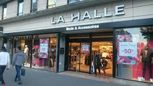 la halle aux vetements siege social la halle mode chaussures et maroquinerie chaussures 26 avenue