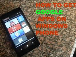 how to get android apps on windows phone how to get apps on windows phone