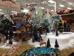 29 best lemax displays michaels images on pinterest christmas