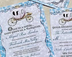cinderella themed wedding unique wedding scrolls invitations cinderella royal scroll