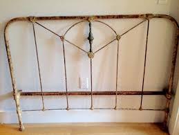 bedroom beautiful vintage antique rustic iron metal victorian