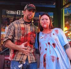 Walking Dead Halloween Costume Ideas Walking Dead Pub Crawl Renae Rude Paranormalist