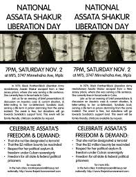 national assata shakur liberation day minnehaha free space