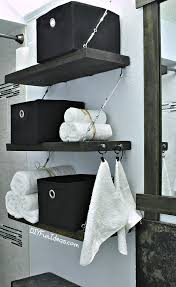 How To Make Wall Shelves How To Make Diy Steel Cable Suspension Shelves