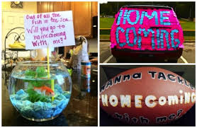 homecoming ideas need a homecoming date here s some ideas on how to ask your