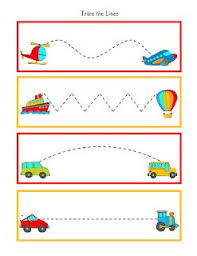 tracing lines lots of cute printables some for free and others